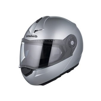 Hjälm Schuberth C3 Pro Silver 9f5972ce7e227